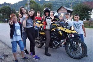 Mit dem Wilbers-Fahrwerk durch die Karpaten