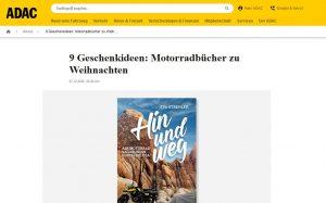 """Der ADAC empfiehlt """"Hin und weg"""""""