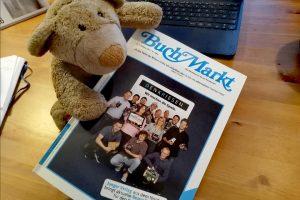 """Der """"BuchMarkt"""" empfiehlt mein USA-Buch!"""